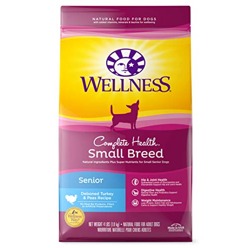 2. Wellness Complete Health Natural Dry Small Breed Dog Food