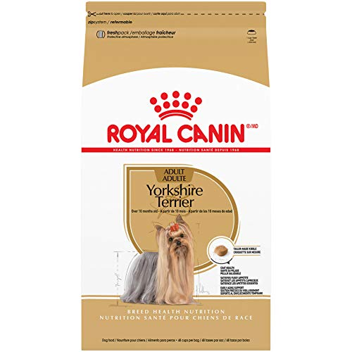 1. ROYAL CANIN Nutrition Yorkshire Terrier