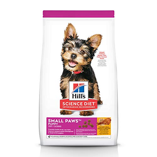 3. Hill's Science Diet Dry Dog Food, Puppy