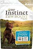 4. Nature's Variety Instinct Raw Boost Grain-Free Chicken Meal Large Breed Puppy Food