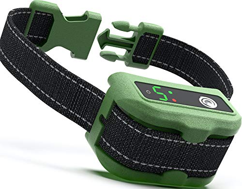 1. TBI Pro Rechargeable Bark Collar