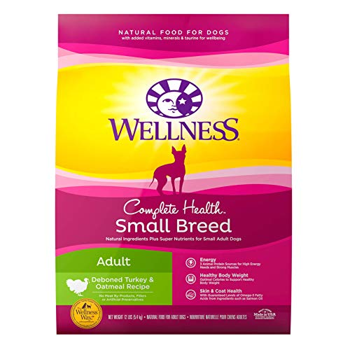 4. Wellness Complete Health Natural Dry Dog Food