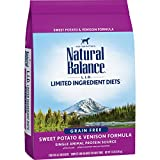 2. Natural Balance L.I.D. Limited Ingredient Diets Dry Dog Food