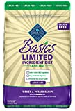 4. Blue Buffalo Basics Limited Ingredient Diet