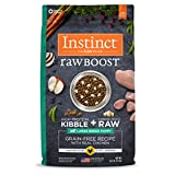 5. Nature's Variety Instinct Raw Boost Grain-Free Recipe Natural Dry Dog Food Large Breed Puppy