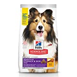1. Hill's Science Diet Adult Sensitive Stomach & Skin Dog Food