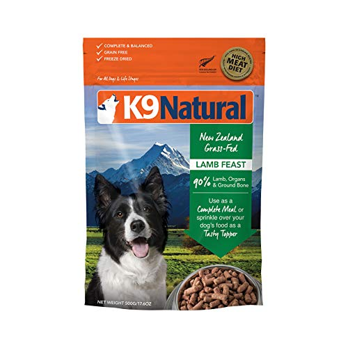 2. K9 Natural Freeze Dried Dog Food Or Topper